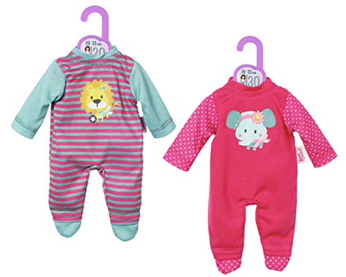Zapf Creation 25019 Kleidung FÜR Puppen, Mehrfarbig