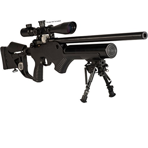 Hatsan Barrage - Semi Auto PCP Airgun .177 Cal, Black