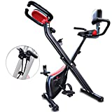 Sportstech X100-B - Bike 4in1 Heimtrainer...