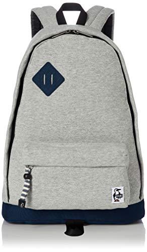 [チャムス] バックパック Classic Day Pack Sweat Nylon H-Gray/Basic Navy