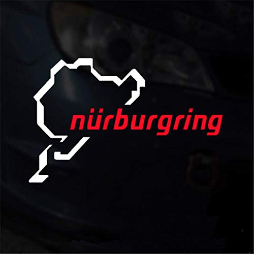 Pegatina Nurburgring  marca Tamico