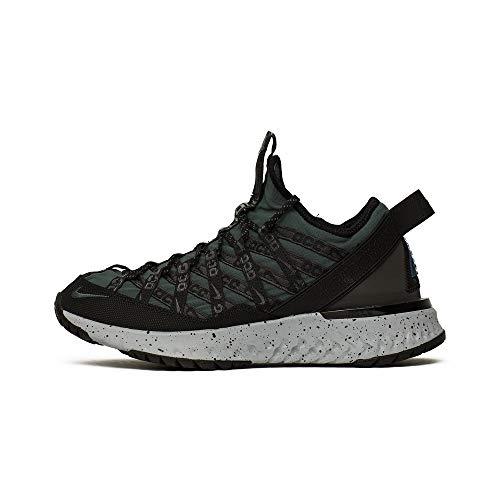 Nike ACG React Terra Gobe Mens Bv6344-300, Deep Jungle/Black-wolf Grey, 9