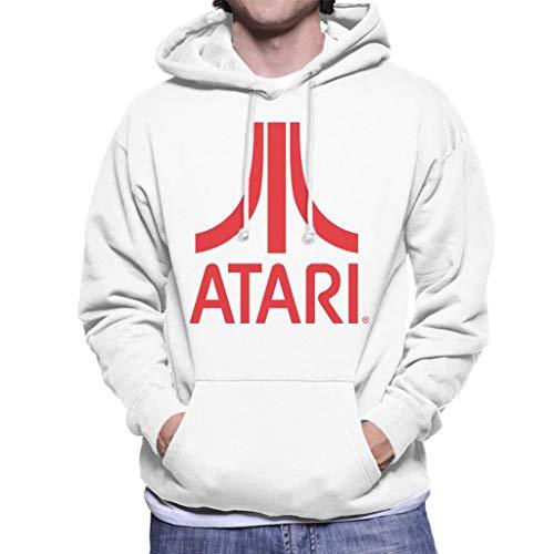Atari Red Logo Hoodie for Men