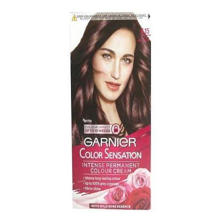 Garnier Color Sensation permanente pelo color: Amazon.es: Belleza