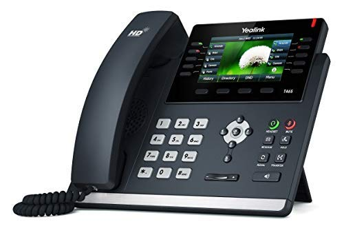 Yealink T46S VoIP Phone | POE Powered | Colour Screen | Renew