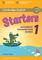 Cambridge English Young Learners Test Starters 1 for revised exam from 2018. Student's Book