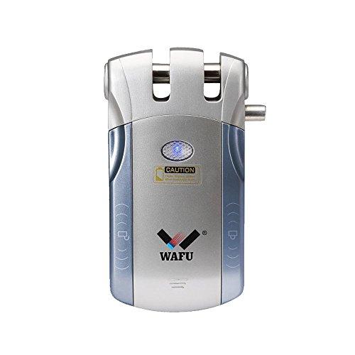 WAFU WF-010U Cerradura Inalámbrica Inteligente Cerradura Invisible Cerradura Control Remoto...