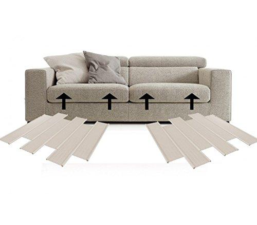 Set 6 pannelli ripara divani e poltrone affossati ripara sedute massimo comfort MEDIA WAVE store