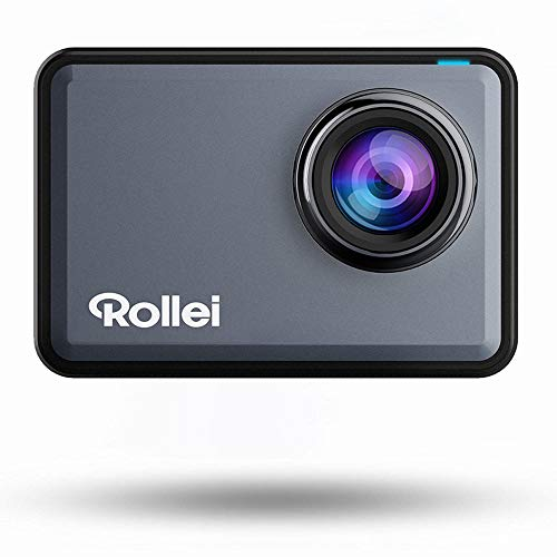 rollei action cam Rollei Actioncam 560 Touch - WiFi Action-Cam Impermeabile 4k 60 FPS - Sport-Cam con Touchscreen