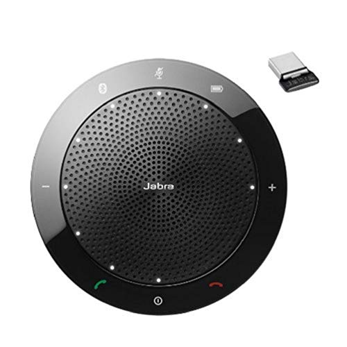 Jabra SPEAK 510+ UC - Altavoces Inalámbrico alámbrico