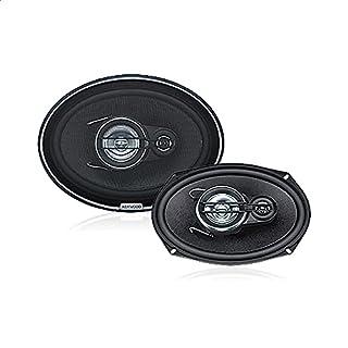 Kenwood KFC-HQ718EX Car Speaker System - 400 watt
