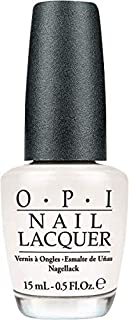 O.P.I Nail Lacquer, Alpine Snow, 15ml