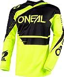 O'NEAL Element Racewear FR Jersey Trikot lang gelb/schwarz 2020 Oneal: Größe: M (48/50)