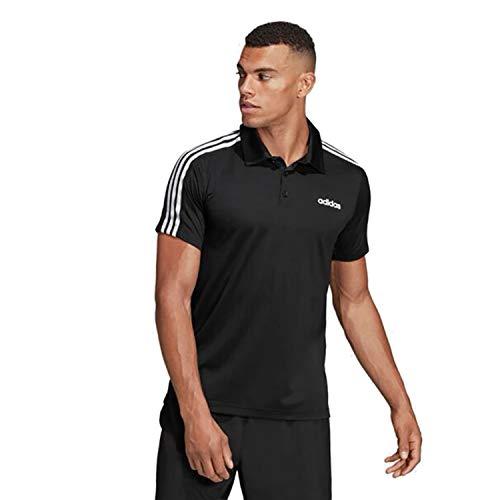 Adidas - Polo para hombre (talla mediana)