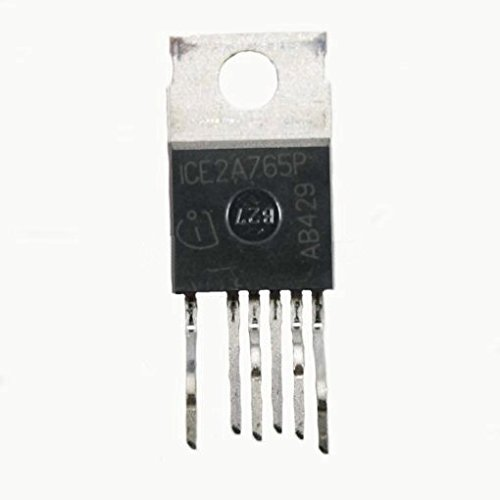 ice2a765p2Offline Symmetric Current Mode Controller Infineon to-220–6