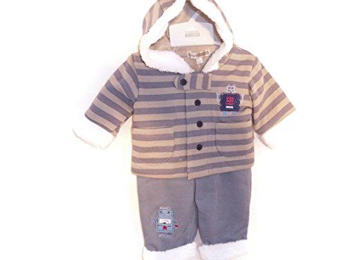 Nursery Time - Ensemble - Bébé (garçon) 0 à 24 mois Grey & Blue 6-9 mois