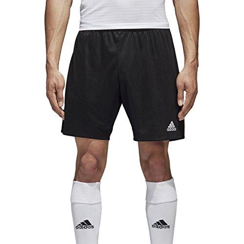 Adidas Parma 16 SHO, Pantaloncini Uomo, Nero (Black/White), L