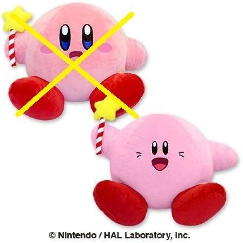 Taito star Kirby star rod collection BIG stuffed 1993