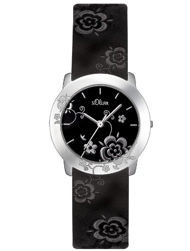 s.Oliver Damen-Armbanduhr SO-1660-LQ