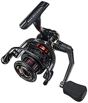 13 Fishing, Creed GT Spinning Reel, 3000 Reel Size, 6.2:1 Gear Ratio, 11 Bearings, 13 lb Max Drag, Ambidextrous