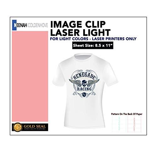 Neenah IMAGE CLIP for Laser Light, 8.5