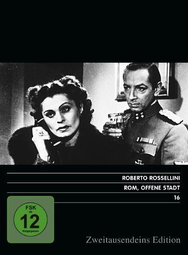 Rom, offene Stadt. Zweitausendeins Edition Film 16.