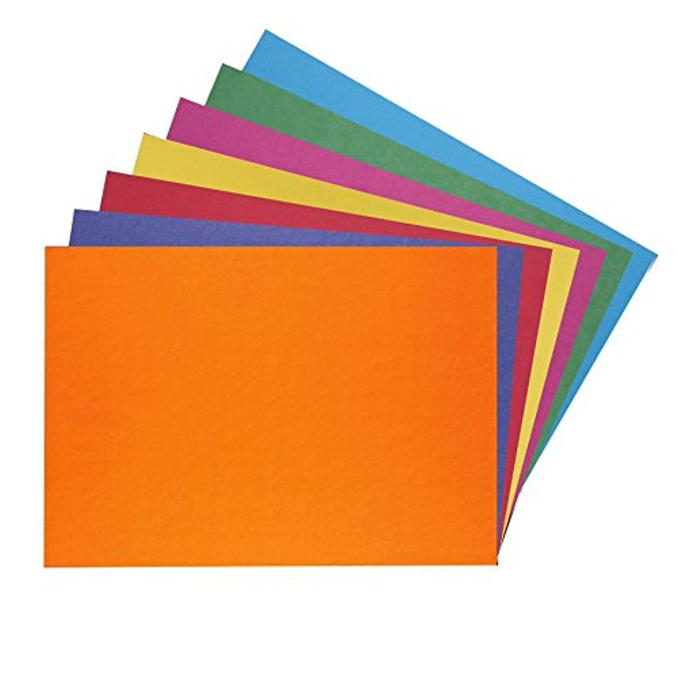House of Card & Paper A4 220 GSM Card - Assorted Bright (Pack of 25 Sheets)