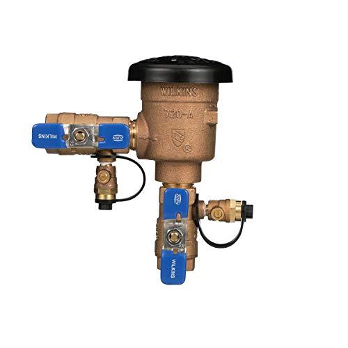 """Zurn Wilkins 3/4"""" 720A Pressure Vacuum Breaker Assembly"""