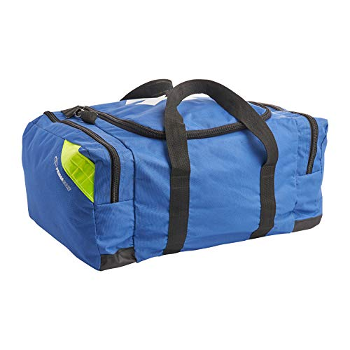 Primacare KB-4135-B First Responder Bag, 9' Height x 21' Width x 12' Depth, Blue