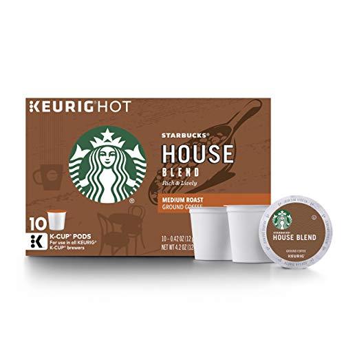 starbucks house coffee - 2
