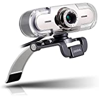 Papalook PA452 1080P 30FPS Webcam with Microphone