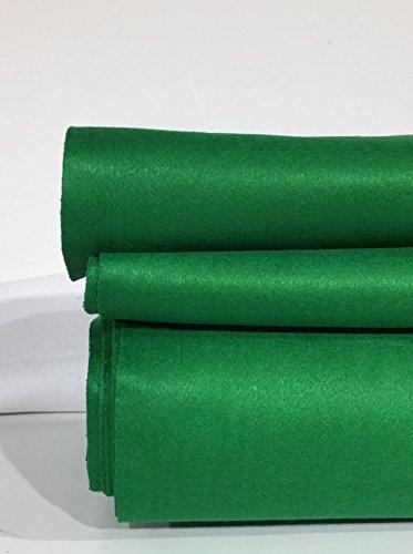 Perrone 2.0 Panno PANNOLENCI STABILIZZATO Tinta Unita CM 50 x CM 180 x 1MM Vari Colori Tessuto Natale e Carnevale