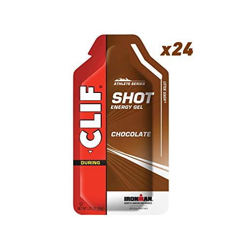 Clif Bar Energie-Gel Schokolade (mit 24 Stück), 816 ml