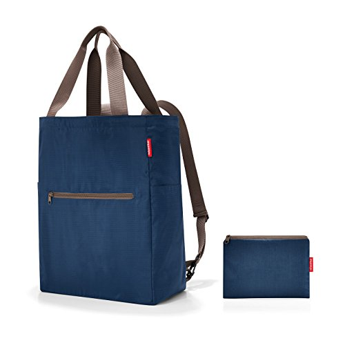 reisenthel mini maxi 2-in-1 30,5 x 41 x 15,5 cm 19 Liter dark blue