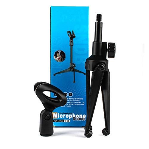 Bubbry Microfoon Stand Desktop Statief Beugel Bedraad Draadloze Microfoon Stand