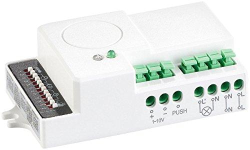 revolt Radarsensor: Bewegungsmelder mit Mikrowellenradar & Dimmer (Bewegungsmelder mit Dimmfunktion)