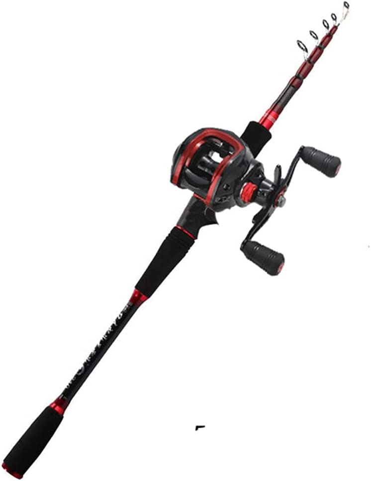 WPYYI Lure Telescopic Fishing Max 89% OFF Rod Weekly update Ultralight Car Carbon Spinning