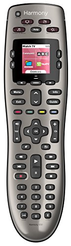 Logitech Harmony 650 Infrared All in One learning Remote Control