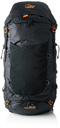 Lowe Alpine AIRZONE Trek Plus 45:55 Backpack (Black)