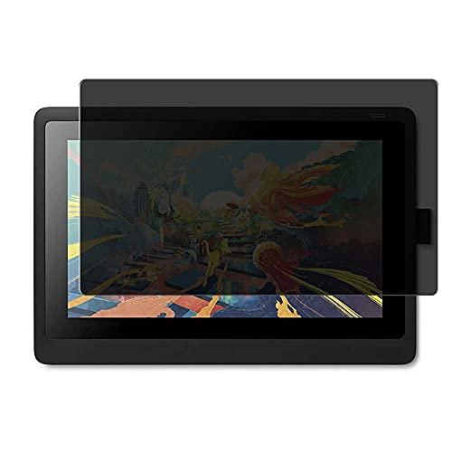 Vaxson TPU Pellicola Privacy, compatibile con Wacom DTK1660K0A Cintiq 16 Drawing Tablet 15.6 , Screen Protector Film Filtro Privacy [Non Vetro Temperato Cover Custodia ]
