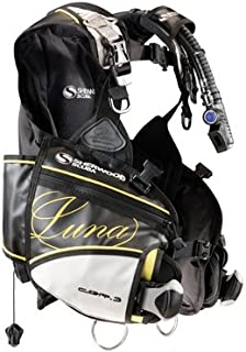 NEW SHERWOOD LUNA JACKET STYLE WOMENS LADIES WEIGHT INTEGRATED BUOYANCY COMPENSATOR