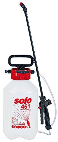 SOLO 461 druksproeier, 5 liter, schouder draagbaar, sproeiapparaat voor tuin, huis en landschapsverzorging