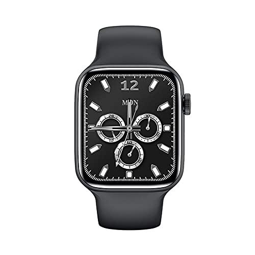LSQ 2021 IWO HW22 Plus Pro 44mm Smart Watch Series 6 Wireless Ladegerät 1.75