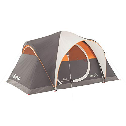 Coleman Company Yarborough Pass 6 Tent, Grey