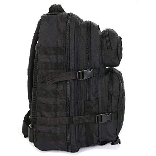 Mil-Tec Rucksack US Assault Pack Laser Cut - 6