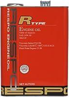 RESPO エンジンオイル Rタイプ 10W50 4L [HTRC3]