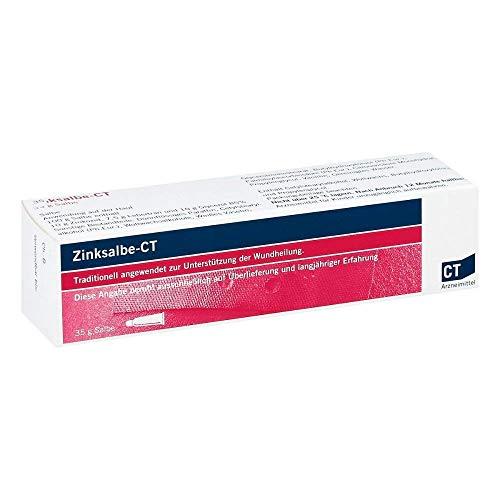 Zinksalbe-CT, 35 g Salbe