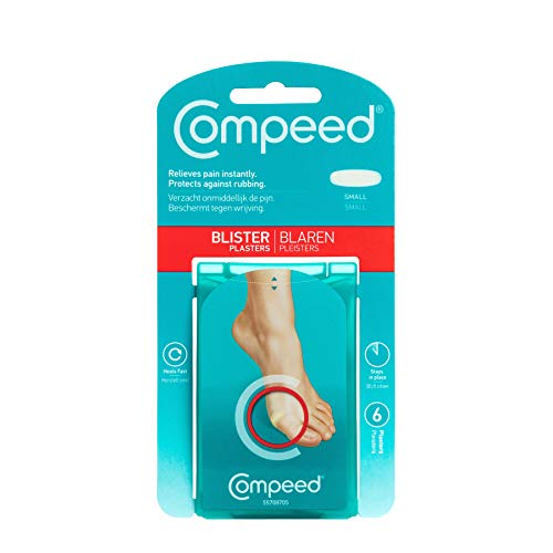 Plâtres Blister Compeed Petites 6S