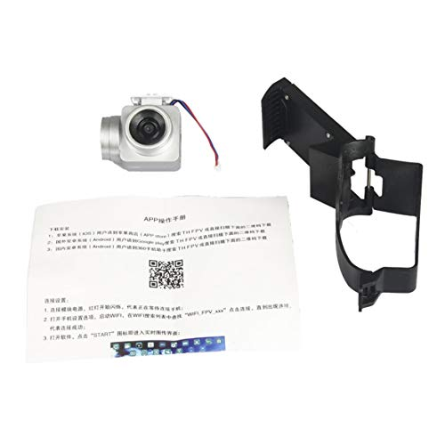 Heaviesk Professionelle WiFi Echtzeit Bild 2.0MP FPV Kamera Für KY101 HJ14 LF608 S28 RC Drohne Quadcopter RC Teile Spielzeug Zubehör