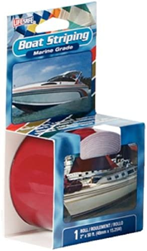 rouge BOAT STRIPING 1 4X50'
